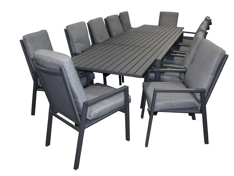 San Remo 13pc Extension Cushion Set 2200/3400 - robcousens Outdoor Furniture Factory direct