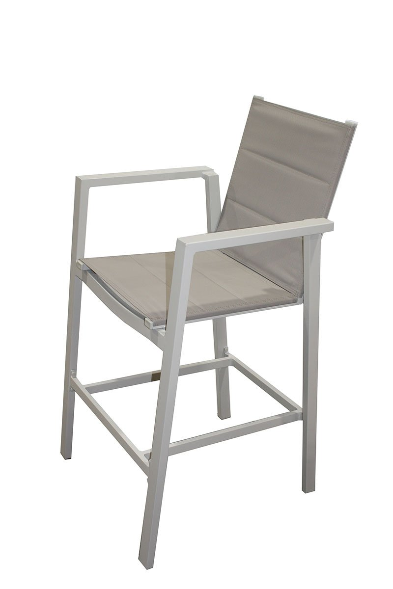 San Remo Sling Bar Chair - robcousens Outdoor Furniture Factory direct