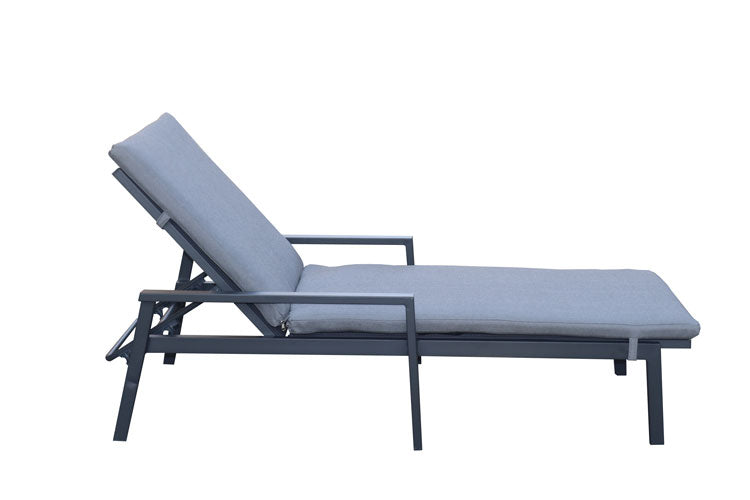 San Remo Sunlounge with Cushion