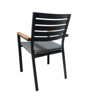 Santos 5pc 2200 Bench with chairs sets