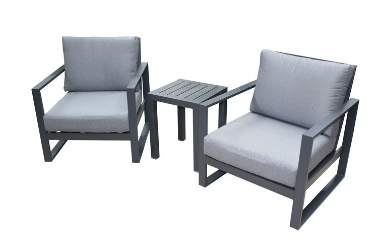 Torquay 3pc Balcony set