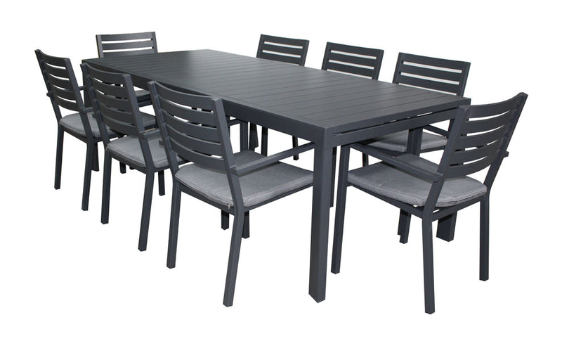 Trieste 13pc Dining Set-GM