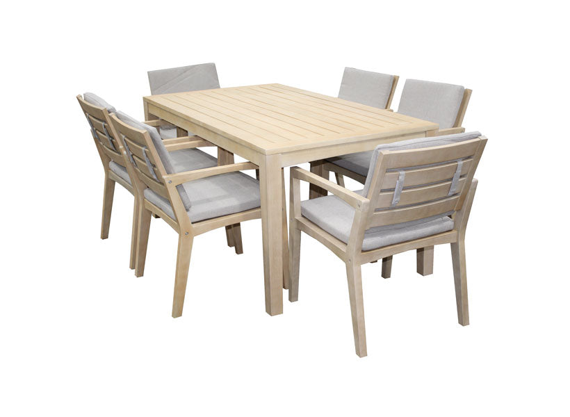 Aria 7pc Dining setting 1600