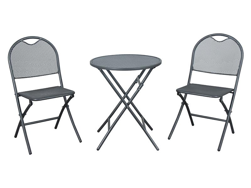 Bondi 3pc Balcony Set - robcousens Outdoor Furniture Factory direct