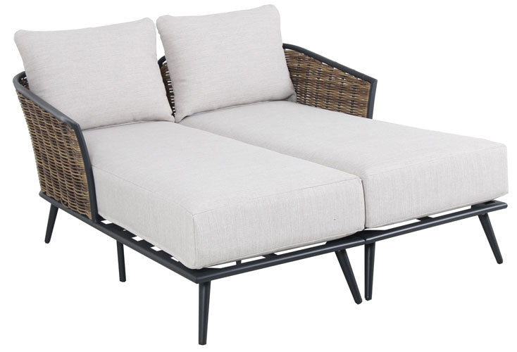 Verona Chaise Double Lounge