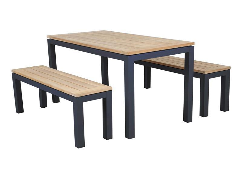 Santos 3pc Bench sets - robcousens Outdoor Furniture Factory direct