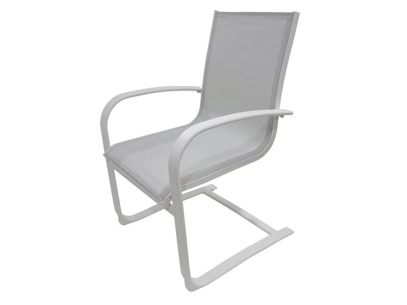 Elle Sling Dining Chairs - robcousens Outdoor Furniture Factory direct