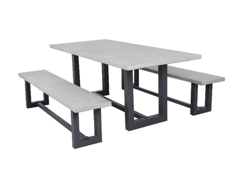 Geo 3pc Bench Collection