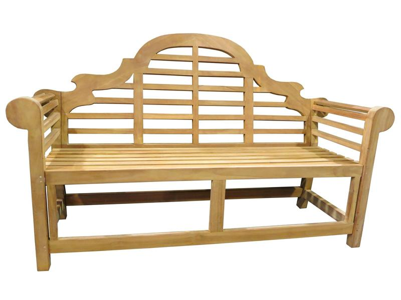 garden anderson wayfair reviews bench teak ca outdoor marlborough pdp