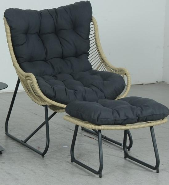 Havana Single lounge and Foot Stool - robcousens Outdoor Furniture Factory direct