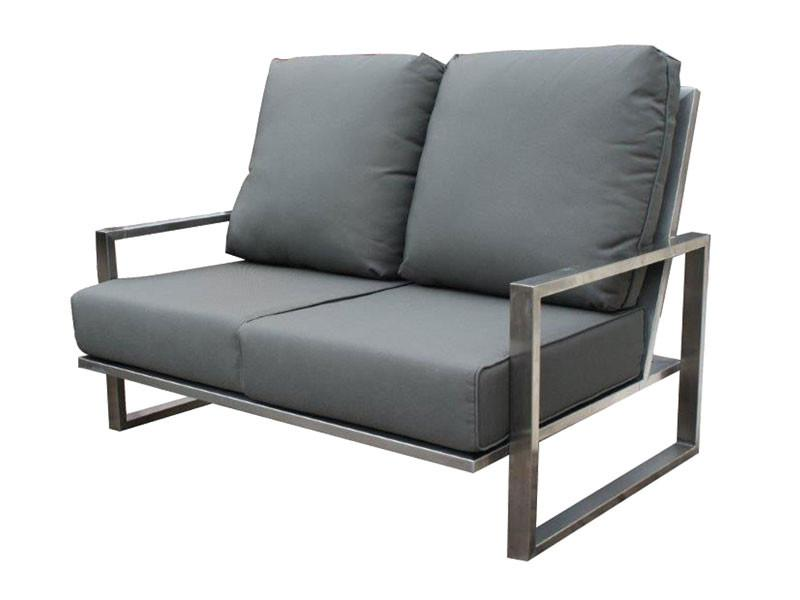 Outdoor Furniture Hawthorn Chat 2 seat Sofa - robcousens Outdoor Furniture Factory direct