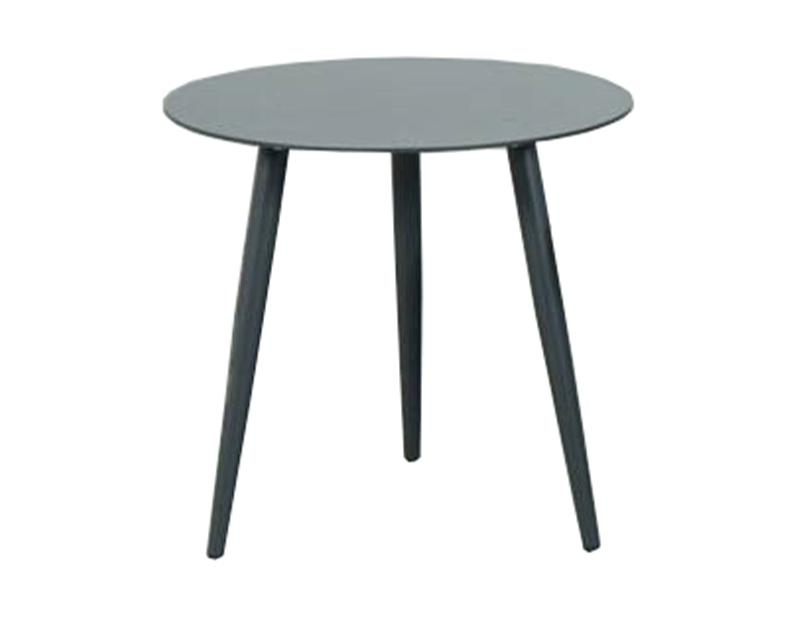 Hawthorn side table 500D x 480H - robcousens Outdoor Furniture Factory direct