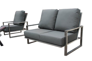 Urban Chat 2 seat Sofa - robcousens Outdoor Furniture Factory direct
