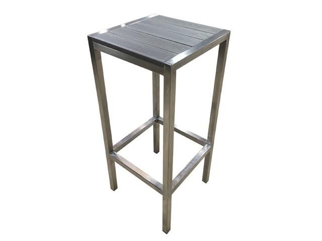 Outdoor Furniture - Hawthorn Bar Stool - robcousens Outdoor Furniture Factory direct