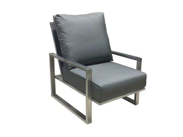 Outdoor Furniture Hawthorn Chat lounge chair - robcousens Outdoor Furniture Factory direct