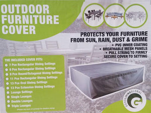 Covers -Heavy Duty - robcousens Outdoor Furniture Factory direct