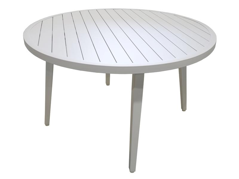 Matzo 1200mm Rnd Table - Dove Grey - robcousens Outdoor Furniture Factory direct