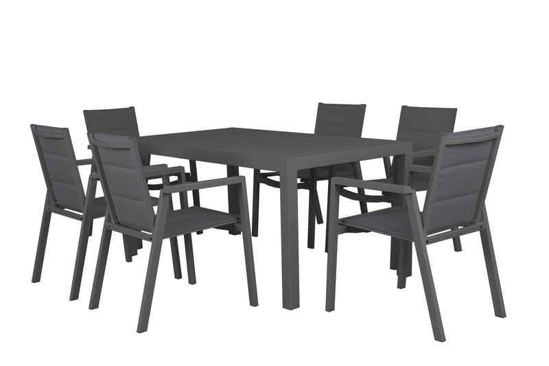 San Remo Portsea Sling Dining Sets - robcousens Outdoor Furniture Factory direct