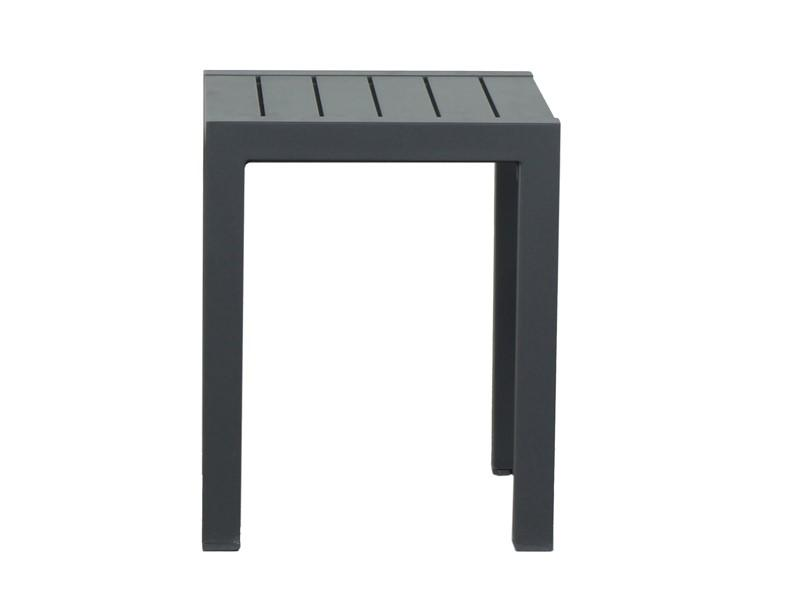 Portsea side Table 450mm Sq - robcousens Outdoor Furniture Factory direct