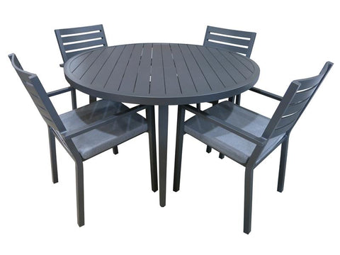 Mayfair 5pc Round Dining