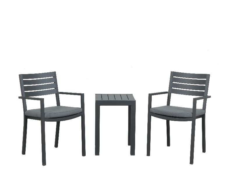 Trieste 3pc Balcony set - robcousens Outdoor Furniture Factory direct