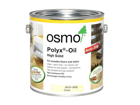 OSMO PolyX  Oil Anti slip Range