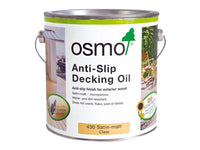 OSMO 430 Anti Slip Decking Oil - robcousens Outdoor Furniture Factory direct