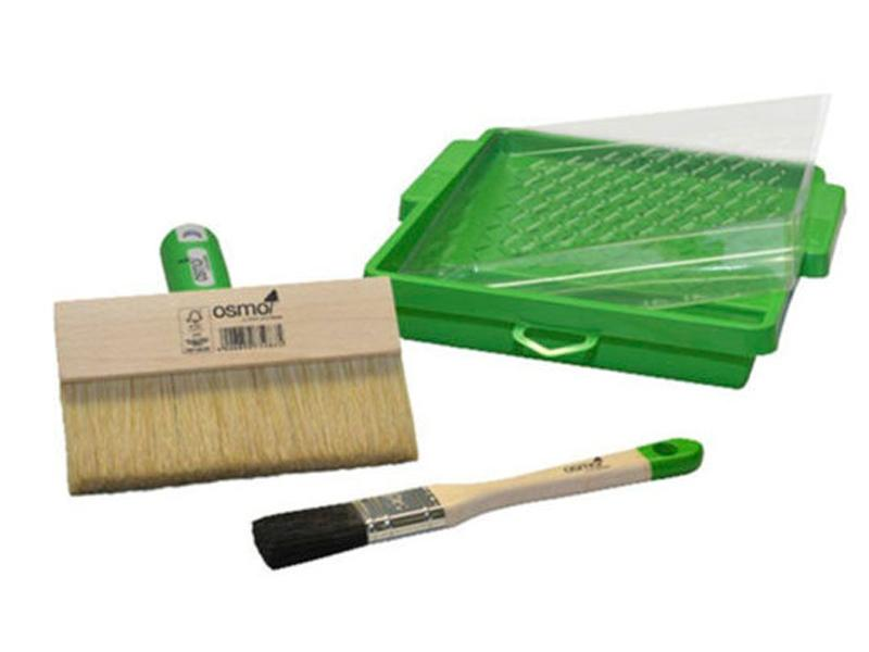 OSMO Quality Decking Brush set - robcousens Outdoor Furniture Factory direct