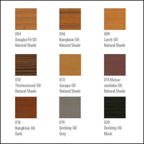 OSMO Exterior Decking and furniture Oils – robcousens Outdoor Furniture Facto