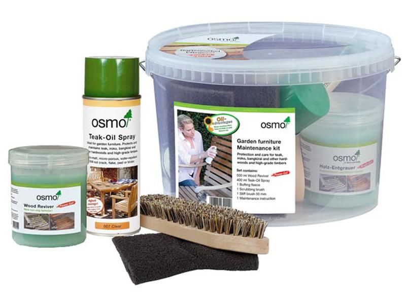 OSMO Garden Furniture Maintenance kit 13900125 - robcousens Outdoor Furniture Factory direct