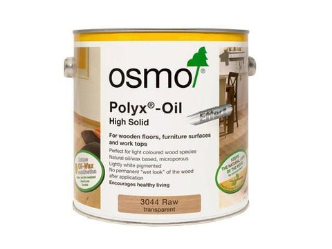 OSMO PolyX  3044 Raw Transparent