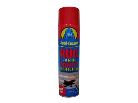 Sure seal Rug and Fabric protection