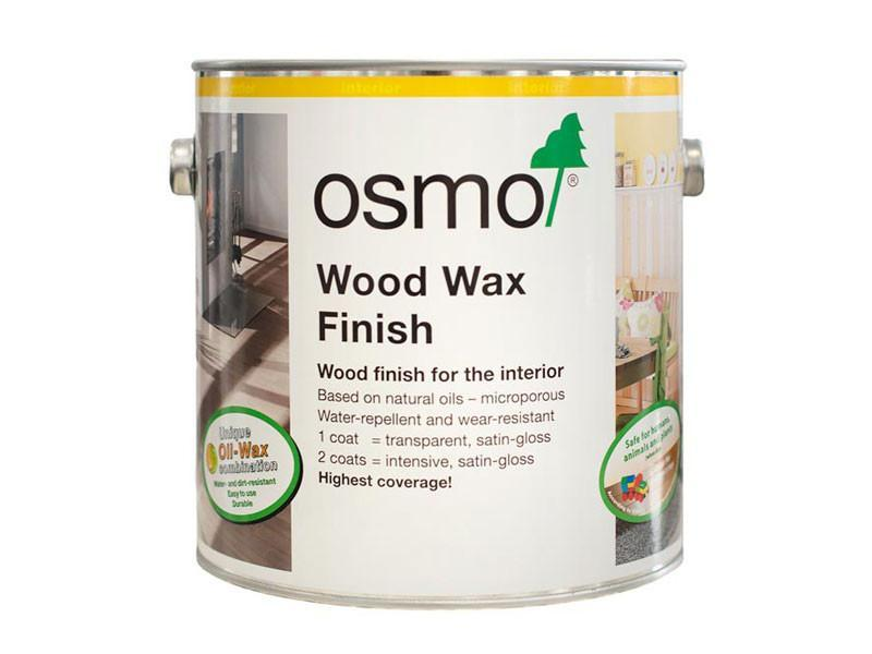 OSMO Wood Wax Finish - robcousens Outdoor Furniture Factory direct