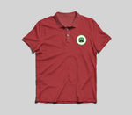 Load image into Gallery viewer, Maroon Polo T-shirt