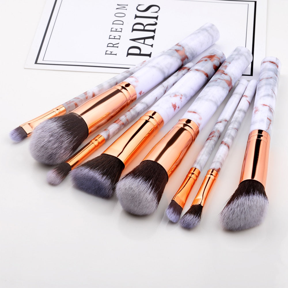 Stylish Makeup Brushes Set