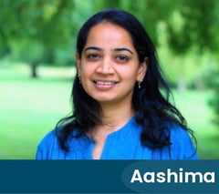 Aashima - a UK Therapy Guide Therapist