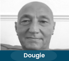 Dougie - a UK Therapy Guide Therapist