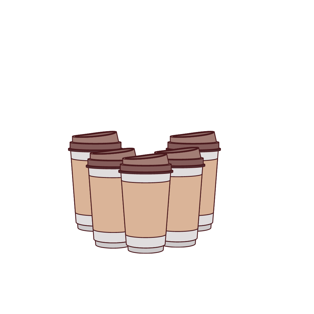 4 - 6 cups