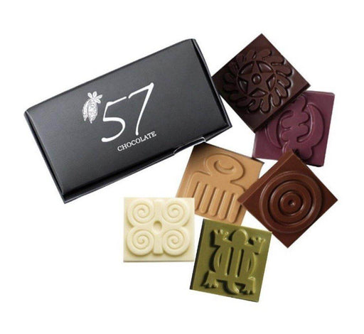 57 Chocolate Adinkra Bar - Ethnic District
