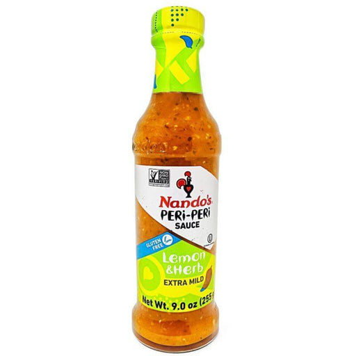 Nando's Lemon & Herb Peri-Peri Sauce - Ethnic District