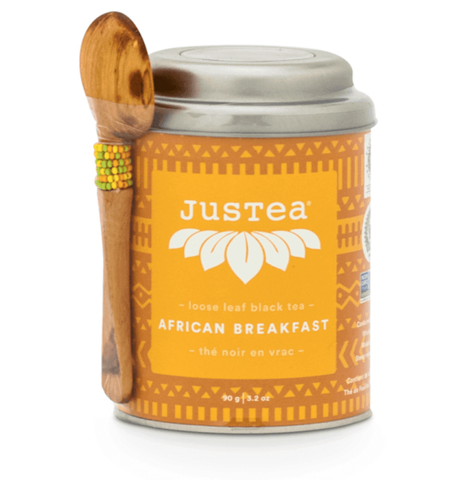 JusTea African Breakfast Tea - Ethnic District