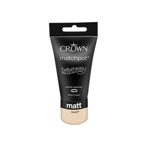 Crown Matt Taupe 40ML