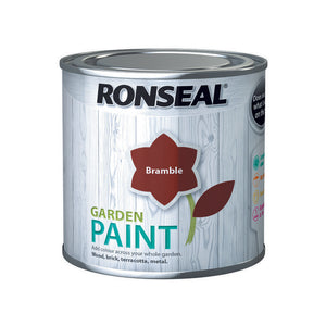 Ronseal Garden Paint 250ml Bramble