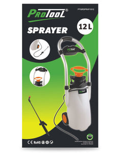 Protool 12L Trolley Sprayer