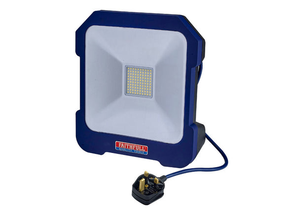 Faithfull 20W LED Task Light (240V)