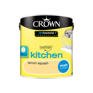 Crown Kitchen Lemon Squash 2.5L