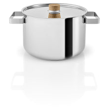 Load image into Gallery viewer, Nordic Kitchen Stainless Steel Pots, 3.0/4.0/6.0 Liter