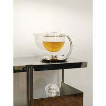 Load image into Gallery viewer, Filio Teapot with Integrated Warmer, 50oz