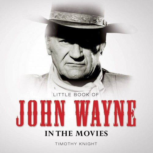 Little Book of John Wayne