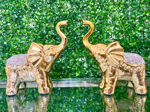 Golden Elephants